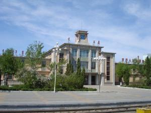 Erlian Station, Inner Mongolia Autonomous Region, People's Republic of China