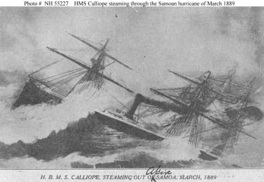 HMS Calliope