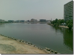 The Jeddah Lake