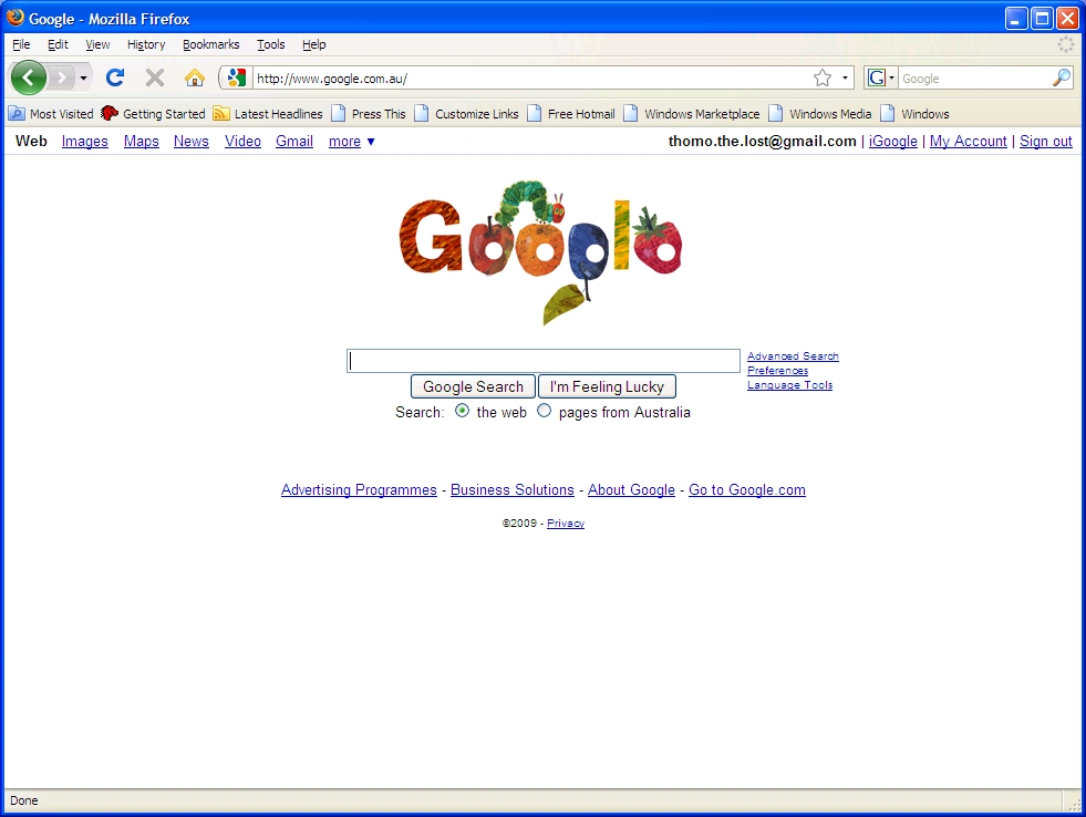 Hotmail in wwwgooglecomau sign Hotmail Sign