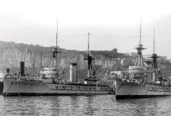 Spanish Battleship Alfonso XIII