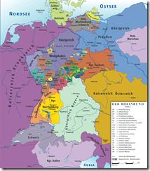 Source Image from: http://en.wikipedia.org/wiki/File:Rheinbund_1812.png