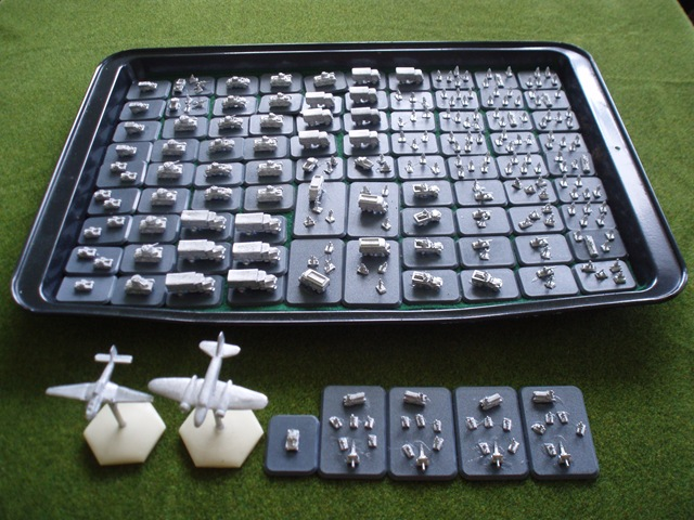 6mm World War 2 Italians – Thomo's Hole
