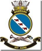 HMAS Bombard