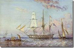 HMS_Rattlesnake_(1822)