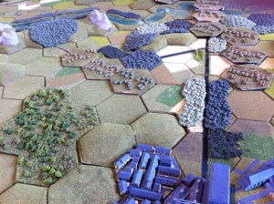The 3mm Modern wwargame - look closely