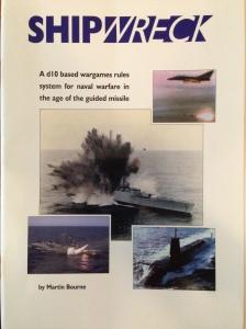 Shipwreck Naval Wargame Rules