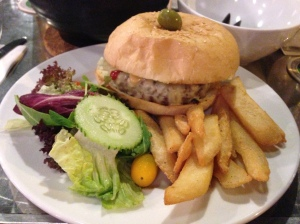 The New Harbour CHeeseburger