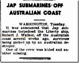 Canb Times 14 March 1945