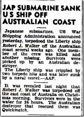 The Argus Melb 14 March 1945