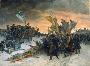 Victory after the Battle of Narva