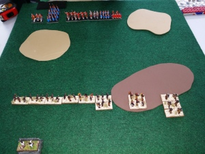 Game 2 vs Faris's Patrician Romans - Book II/83 (west)