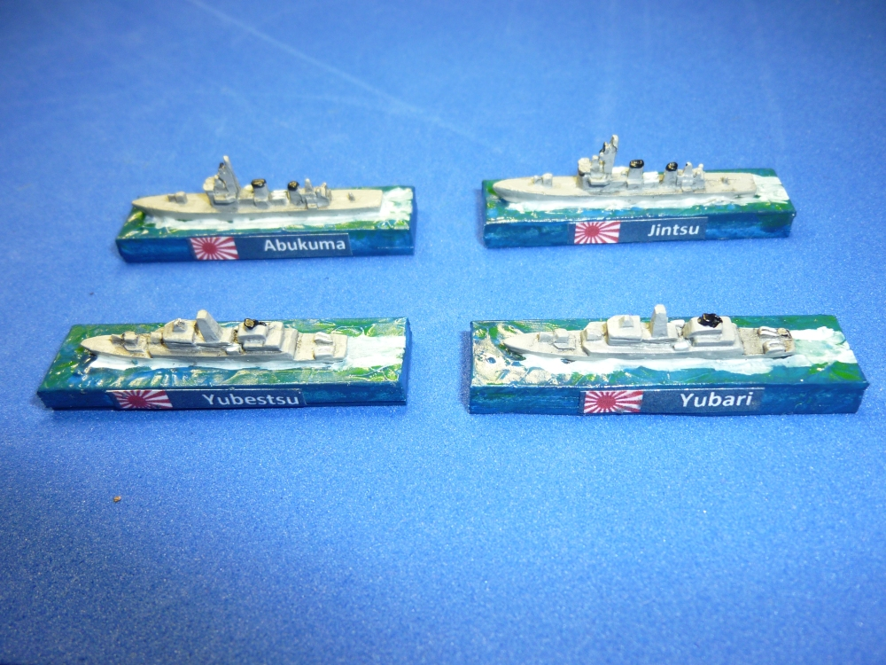 The Modern Japanese Fleet - Complete (2/6)