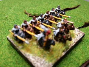 6mm Parthians up close