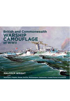 Paint Schemes of British Commonwealth Warships of World War 2 - Vol 1 cover