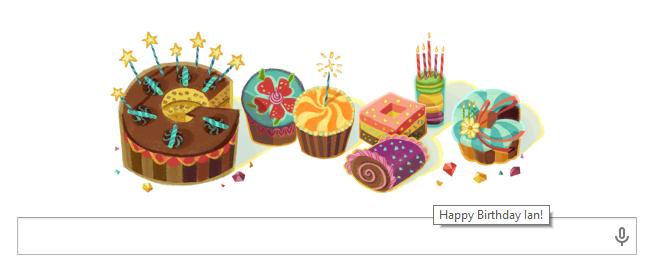 Yep - Happy Birthday to me!
