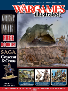 Wargames Illustrated - too clever by half!