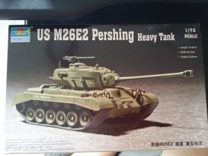 Everyone should have a Pershing!