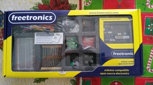 The electronics kit