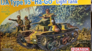 Type 95 Ha-Go Light Tank