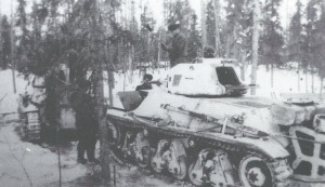 Hotchkiss H-35 tanks in German service