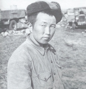 Mongol in Russian Service - a German POW