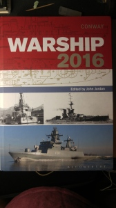 Warship 2016 - New Cover Format