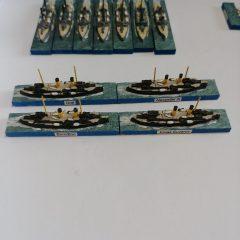 The fleet that had to die - the Baltic Fleet capital ships
