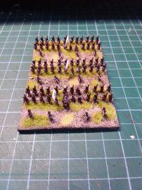 Three Battalions of Infantry