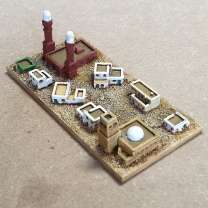 Mosques and general buildings - Brigade models