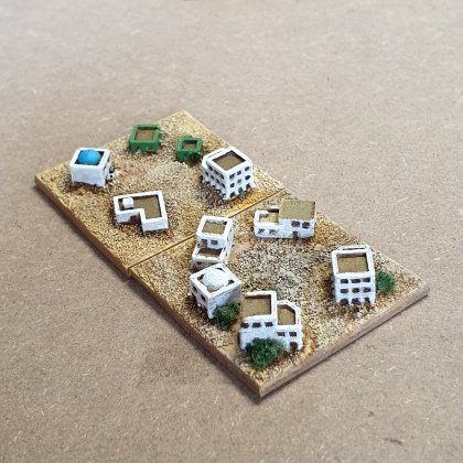 General Middle Eastern buildings - Brigade models