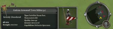 Galacian Armoured Town Militia